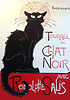 Steinlen cat painting