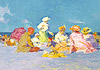 Edward Henry Potthast Afternoon Fun painting