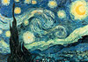 Van Gogh painting - Starry Night