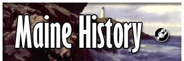 Maine History: Books