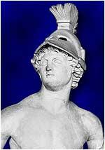 Мармурова статуя Олександра Великого