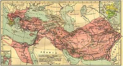 Карта світу Олександра