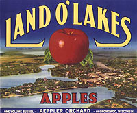 Land O Lakes Apples
