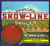 Snowline Apples