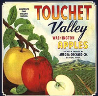 Touchet Apples